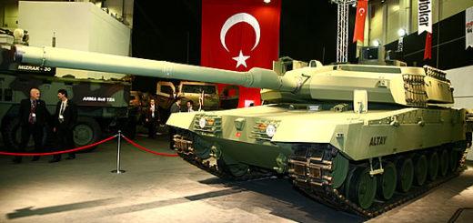 танк Altay