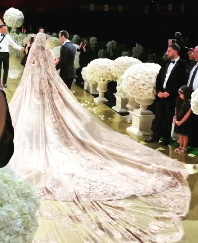 Свадьба детей русских олигархов вСША обошлась вмиллионы долларов