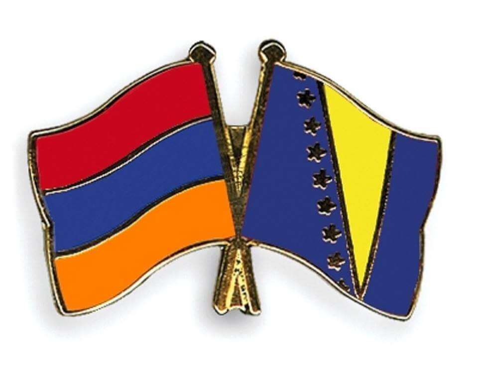 Руководитель МИД Боснии иГерцеговины едет вЕреван