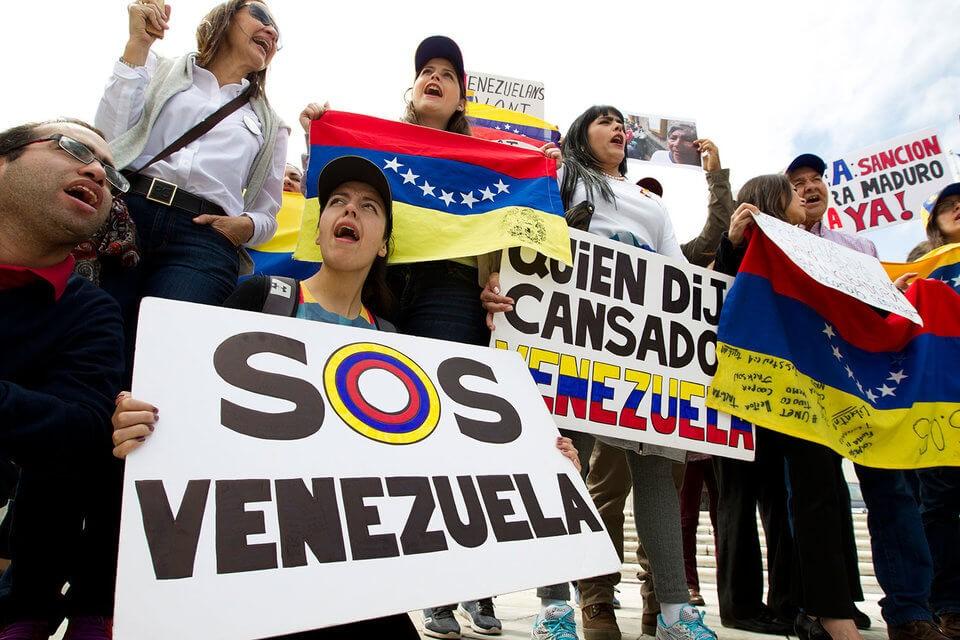 Венесуэла сократит поставки нефти вСША для возврата кредита Российской Федерации