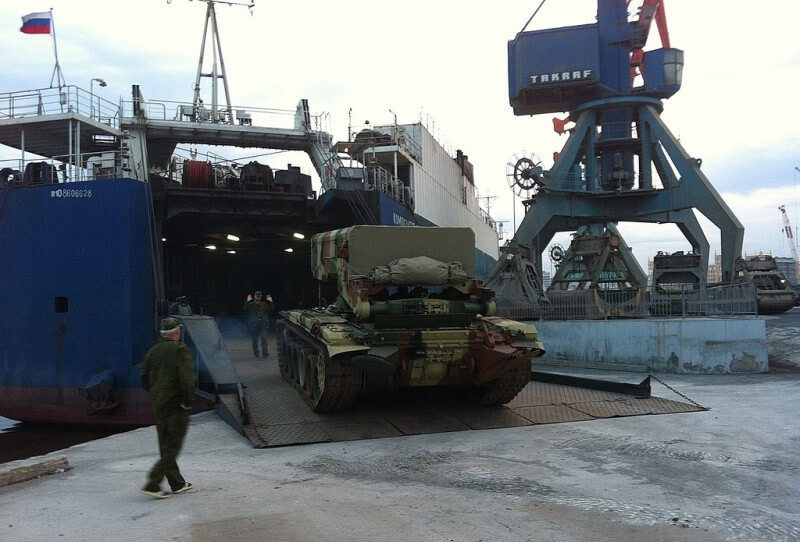 Российская Федерация неможет воздействовать нарешение США поставить оружие Киеву— Путин