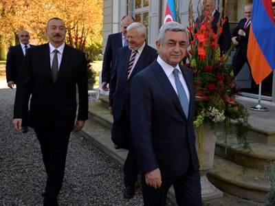 Президент Азербайджана: «Разрушающая мечети Армения никогда несможет стать другом мусульманских государств»