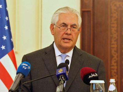 Тиллерсон призвал к разговору Ирак иКурдистан