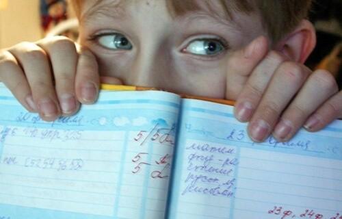 Как сделать 5 в дневнике