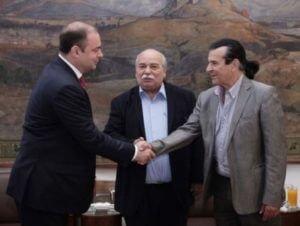 Посол Армении представил председателю парламента Греции процесс урегулирования карабахского конфликта
