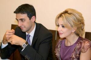 Муж известной телеведущей стал помощником премьер-министра Армении