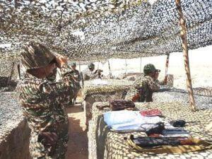 В воинских частях третьего армейского корпуса Минобороны Армении состоялись проверки