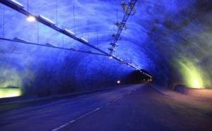 В Китае завершено строительство самого высокогорного автомобильного тоннеля в мире