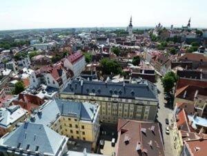 В Эстонии не смогли выбрать президента в первом туре