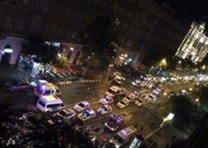 При взрыве в центре Будапешта пострадали два человека