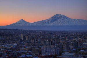 Синоптики прогнозируют повышение температуры воздуха в Армении