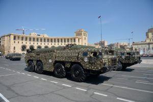 Армения увеличила военный бюджет на 1.7 млрд