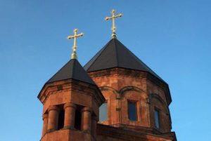 В Твери освятят армянскую церковь