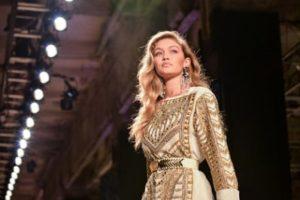 В Милане модель Джиджи Хадид после показа мод избила мужчину