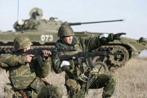В Ленобласти во время учений случайно застрелили военнослужащего