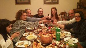 Никол Пашинян, Эдмон Марукян и Теван Погосян вместе поужинали