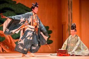 В Ереване гастроли японского традиционного театра «Noh»