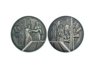 На международном конкурсе «Созвездие монет – 2016» памятная монета «К 100-летию Геноцида армян» признана лучшей