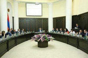 В правительстве сейчас заняты сокращениями подведомственных министерствам государственных ЗАО и ОРП: «Грапарак»