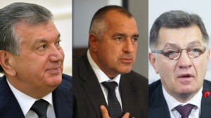Карен Карапетян продолжает получать поздравления в связи с назначением на должность премьер-министра Армении