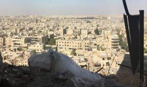 Сирийская армия впервые за три года продвинулась в старом Алеппо