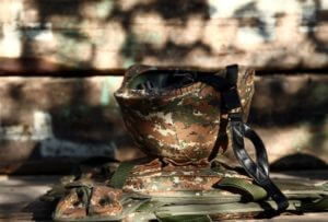 На линии соприкосновения в Карабахе погиб армянский солдат