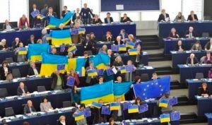 Комитет Европарламента проголосовал за безвизовый режим с Украиной