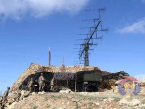 В Нагорном Карабахе проходят учения