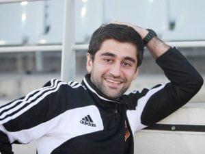 Эдгар Манучарян не завершил карьеру