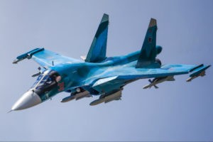 Путин наградил главого конструктора Су-34 Роллана Мартиросова Орденом Александра Невского