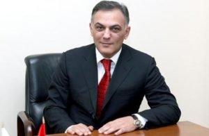 Гагик Бегларян обижен на власти за отставку