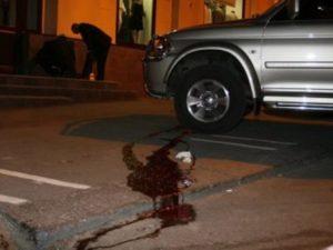 В Киеве зарезали азербайджанского студента