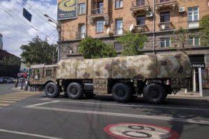 """Армения может поразить """"Искандерами"""" любую цель в Азербайджане – экс-министр обороны"""