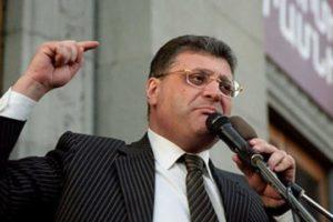 В апрельской войне наши солдаты, наши погибшие солдаты сорвали большой и заговорщицкий план: Арам Карапетян