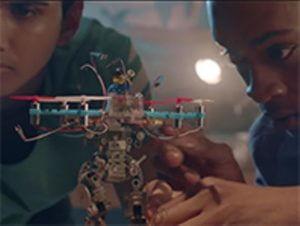 Компания Flybrix выпустила набор для конструирования дронов из Lego (Видео)
