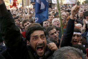 Грузины протестуют против визита Папы Римского в Тбилиси
