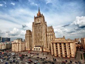 В МИД РФ назвали заявления главы разведки США «новым уровнем абсурда»