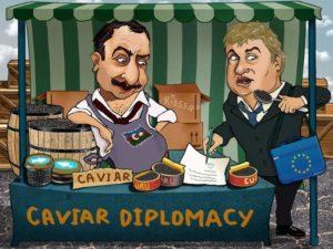 "Азербайджан щедро применяет икорную дипломатию: ""The Economist"""