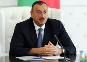 Немое кино Ильхама Алиева