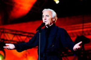 Мировое турне, посвященное 70-летию сценической деятельности Шарля Азнавура, завершится тремя концертами в Париже