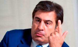 В Грузии примут меры против Саакашвили в случае его приезда в страну