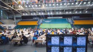 Айк Мартиросян одержал 3-ю победу на чемпионате мира