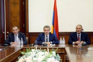 Премьер-министр Армении: В финансовой сфере мы имеем достаточно сложную и запутанную систему