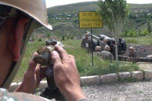 Азербайджан нарушил режим прекращения огня около 25 раз: Минобороны НКР