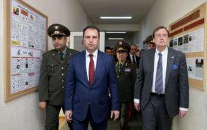 Министр обороны Армении и посол США обсудили оборонное сотрудничество двух стран
