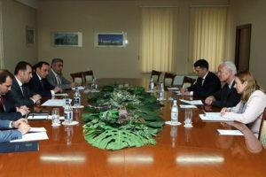 Совет Европы готов продолжить тесное сотрудичество с Минобороны Армении
