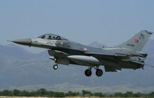 В Иракском Курдистане уничтожен турецкий F-16