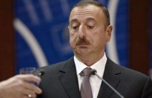 Алиев рассказал, как его принуждают признать независимость Нагорного Карабаха