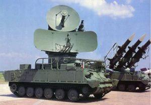 Страны НАТО закупают самоходные радиолокаторы армянского производства