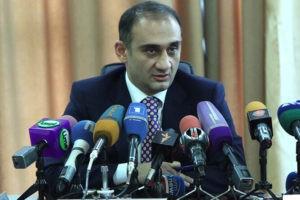"""Гендиректор """"Газпром Армения"""" возглавил Комитет по госдоходам республики"""